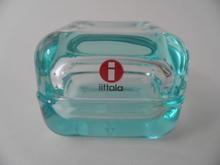 Vitriini 60x60 mm water green Iittala
