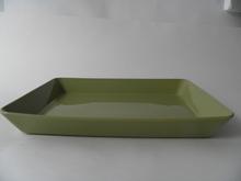 Teema oliivinvihreä vuoka