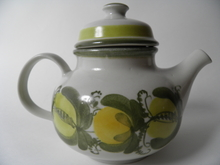 Arabia Ateljé Tea Pot
