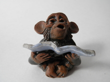 Simpanssin serenadi figuuri MYYTY