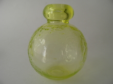 Tellus Bottle yellow middle size