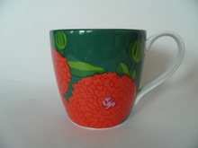 Primavera Mug red-green