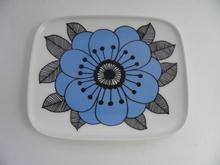 Kestit lautanen sininen Marimekko