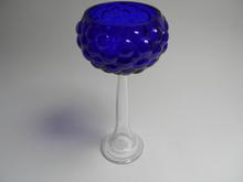 Rypäle -malja sininen Kumela