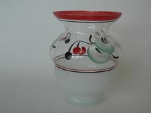 Vase Handpainted
