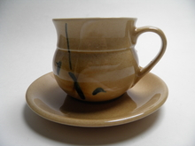 Perho Coffee Cup and Saucer
