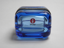 Vitriini 60x60 mm turquoise bluei Iittala