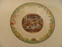 Foxwood Tales Soup Plate Spring V&B