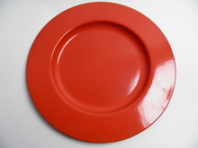 Finel lautanen punainen