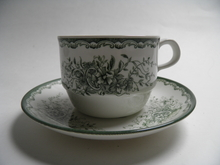 Grona Anna Coffee Cup and Saucer