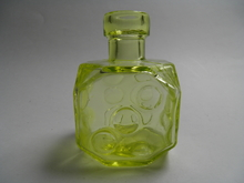 Noppa Bottle small yellow