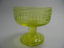 Barokki Sugar Bowl yellow