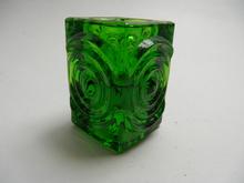 Rengas Candleholder green