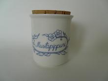 Spice Jar Mustapippuri Black Pepper Arabia