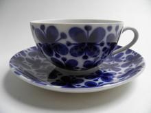 Mon amie Tea Cup and Saucer