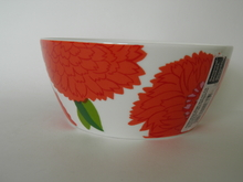 Primavera -kulho punainen