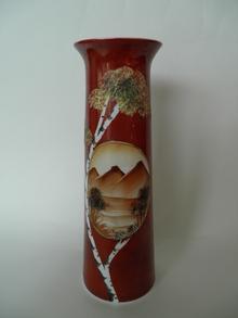 Vase Handpainted 1910s