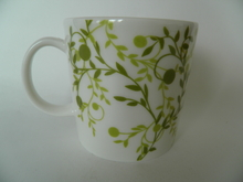 Cranberry Mug Arabia