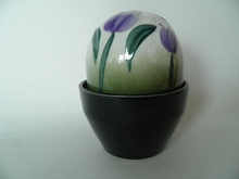 Ikikukka violetti tulppaani Heljä Liukko-Sundström