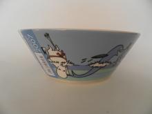 Moomin Bowl Dolphindive
