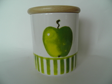 Apple Kitchen Jar Arabia