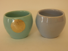 Eggcups (2) Kupittaan Savi