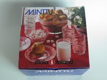 Minttu -lasit 4 kpl MYYTY