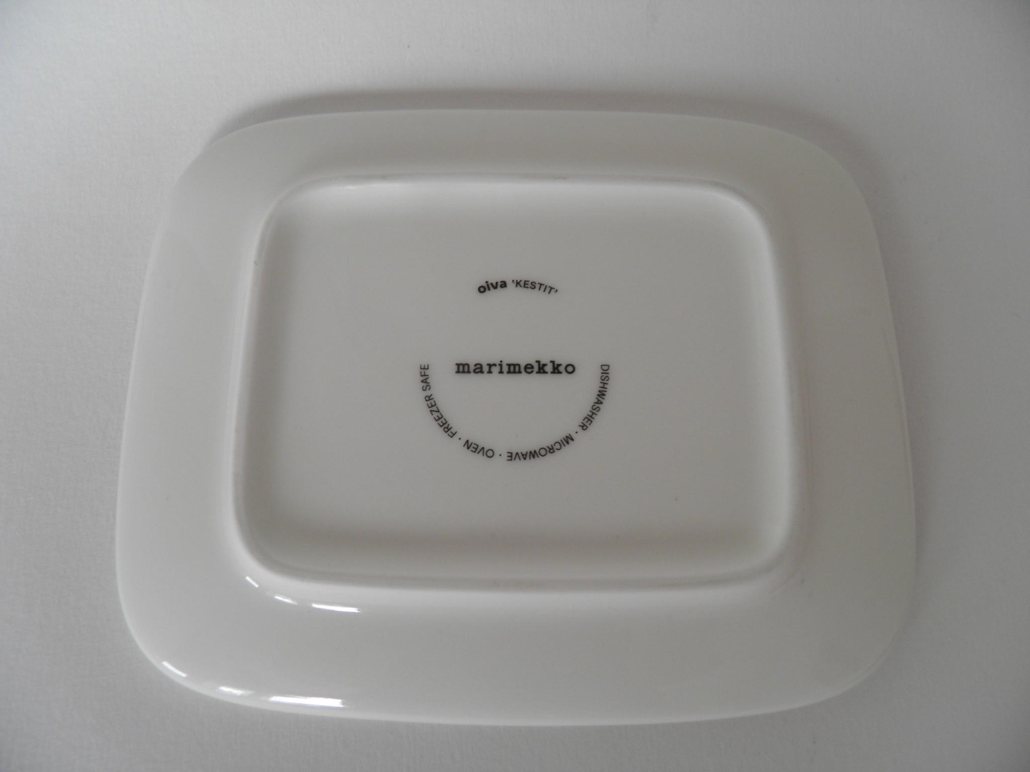 Marimekko Merimieslaukku Hinta : Kestit lautanen vaaleanpunainen marimekko
