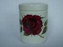 Rose Jar by Arabia