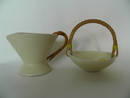 Creamer and Sugar Bowl Kupittaan Savi