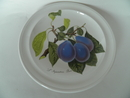 Pomona Portmeirion Plate 18,7 cm Light Plum SOLD OUT