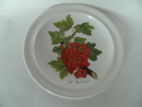 Pomona Portmeirion Plate 18,7 cm Redcurrant SOLD OUT