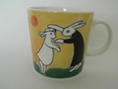 Ylioppilas bunny Mug Arabia H Liukko-Sundström