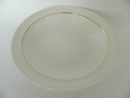 Harlekin Gold Soup Plate Arabia SOLD OUT