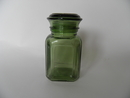Kantti -maustepurkki vihreä