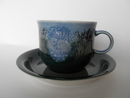 Mother's Cup and Saucer 1981 Helja Liukko-Sundstrom SOLD OUT