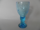 Tutti Frutti Wine glass blue