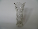 Vase clear glass