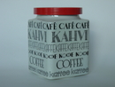 Coffee Jar medium size