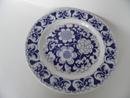 Gardenia Side Plate blue