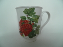 Pomona Portmeirion Mug Red Currant