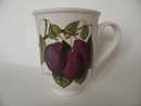 Pomona Portmeirion Mug Dark Plum SOLD OUT