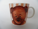Teddy Bear Mug Sulo Arabia