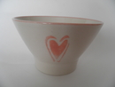 Bowl Heart pink Pentik SOLD OUT