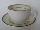 Veranda Coffee Cup and Saucer Arabia