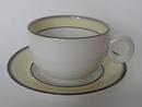 Veranda Coffee Cup and Saucer Arabia
