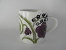 Paratiisi Mug purple Arabia  SOLD OUT