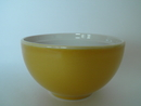 Olive Sugar Bowl yellow