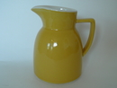 Olive Jar medium yellow Kermansavi