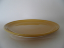 Olive Dinner Plate yellow